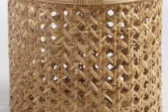 10. Large Natural Rattan Farrah Utility Basket $49.99
