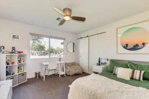 Guest Bedroom 3  // Emily Wertz, Realtor // JustClickYourHeels.com