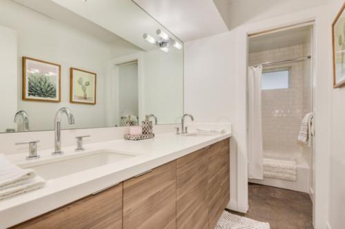 Guest Bath  // Emily Wertz, Realtor // JustClickYourHeels.com
